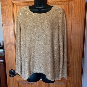 Gorgeous Chico's Sequined Sweater